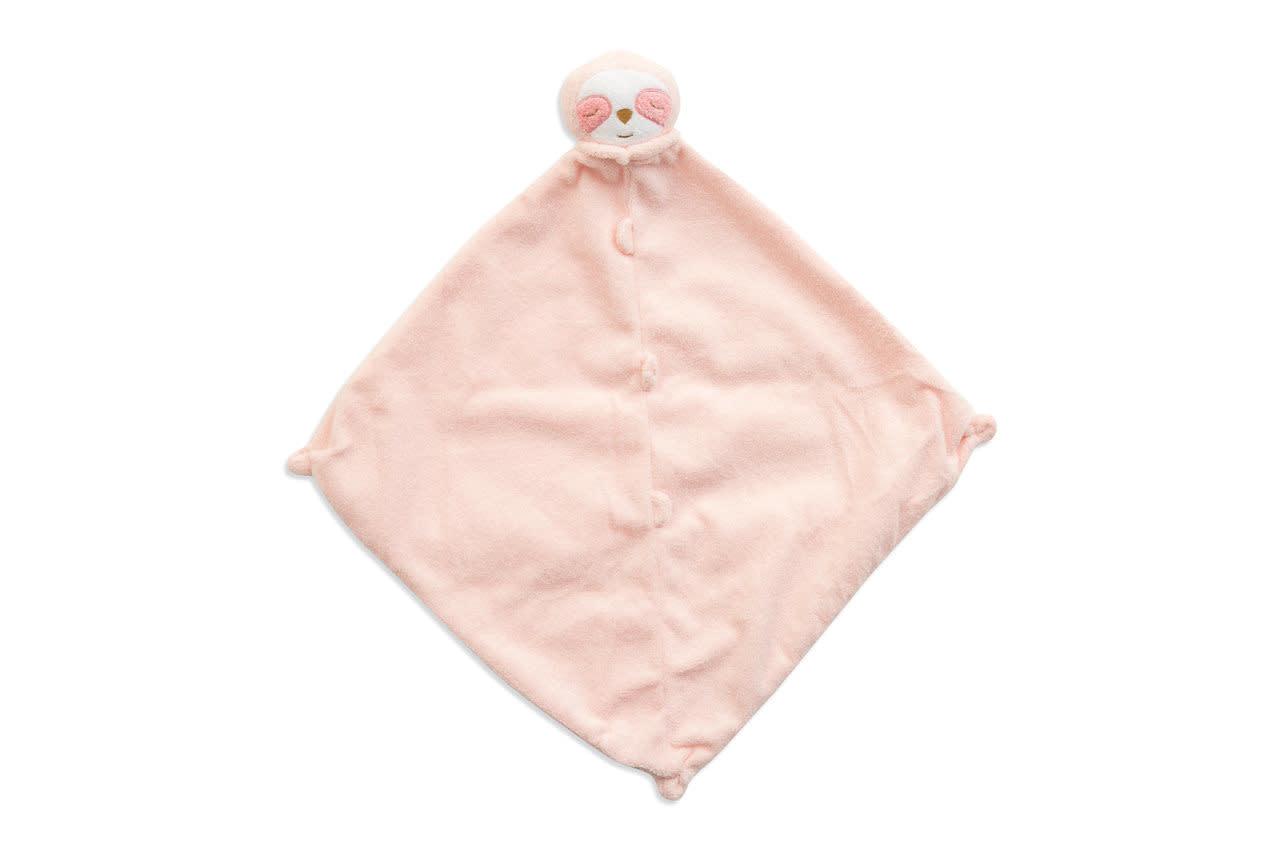Blankie-  Pink Sloth