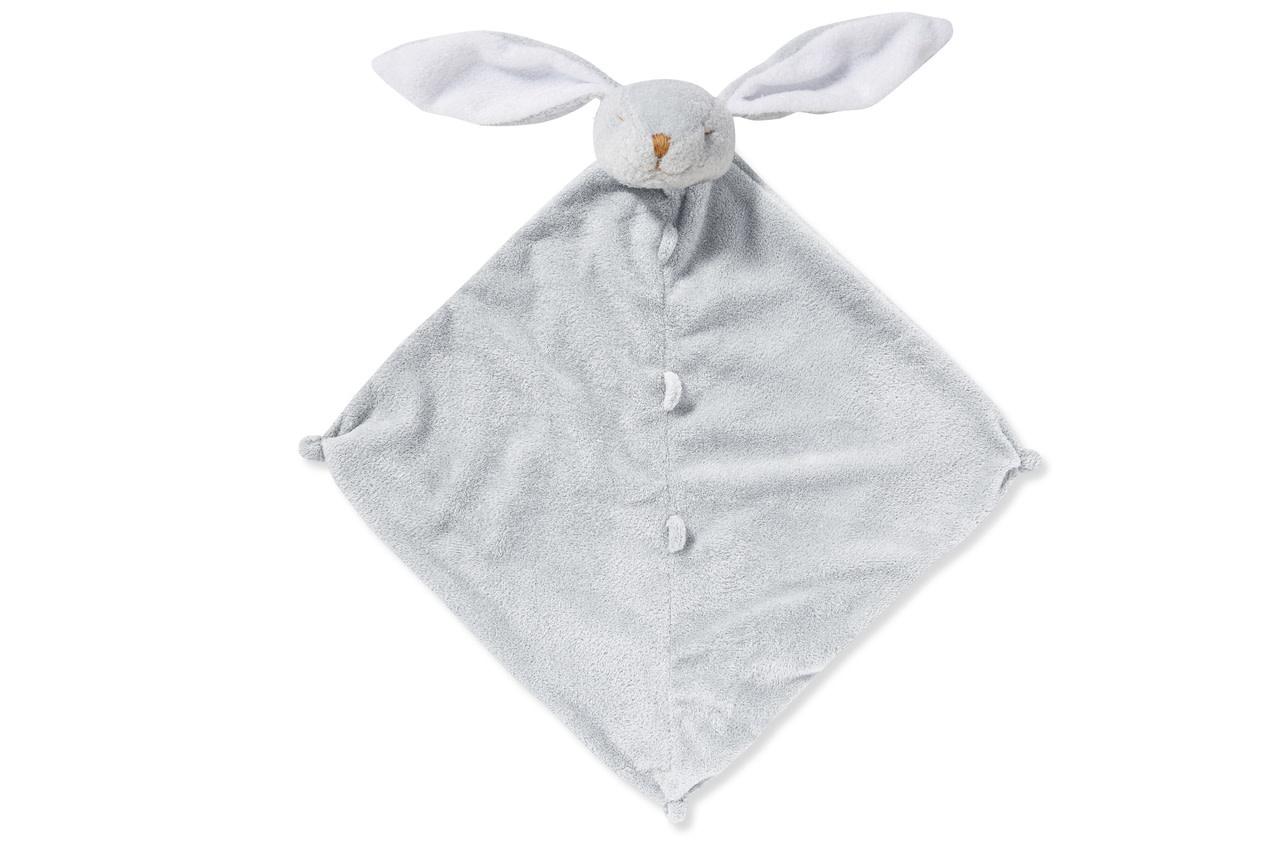 Blankie- Grey Bunny