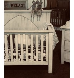 Milk Street Baby Relic Winchester Crib