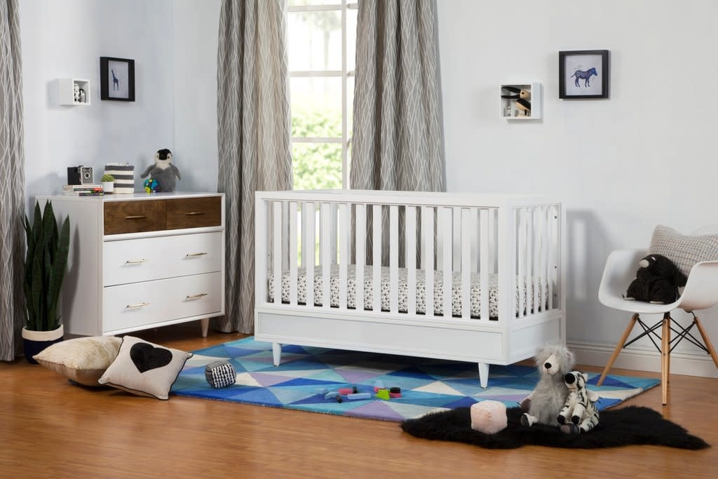Babyletto Eero 4-in-1 Convertible Crib