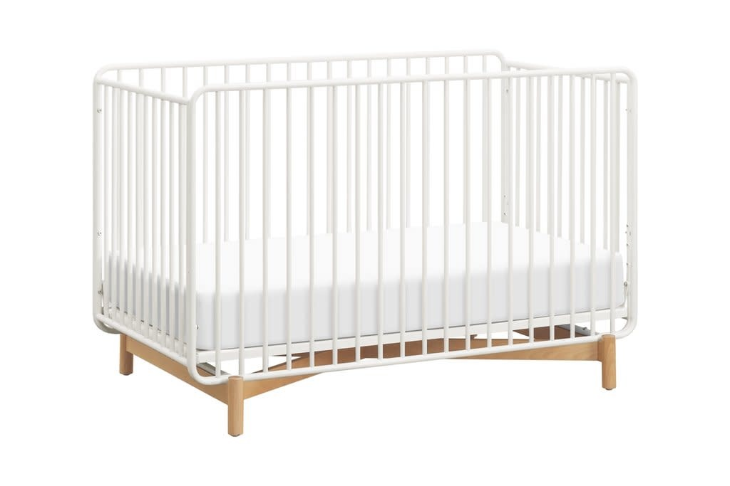 Babyletto Bixby 3-in-1 convertible metal crib