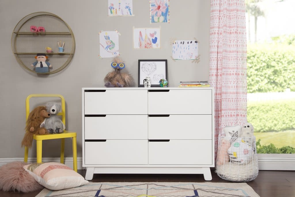 Babyletto Hudson 6-Drawer Assembled Double Dresser