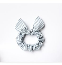 Camryn Girl Handmade Striped Knot Scrunchie