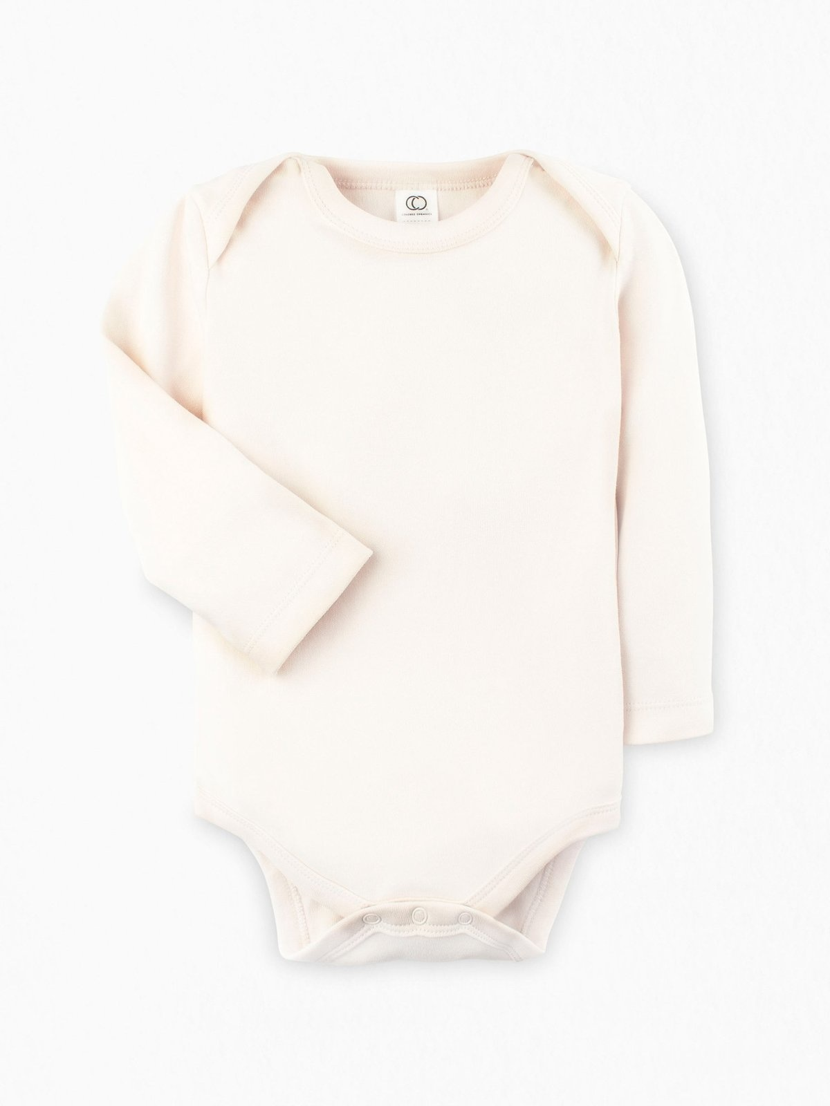 Colored Organics Classic Bodysuit L/S- Natural