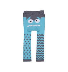 Blue Monster Leggings- Organic