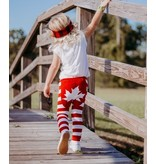 Maple Leaf Leggings