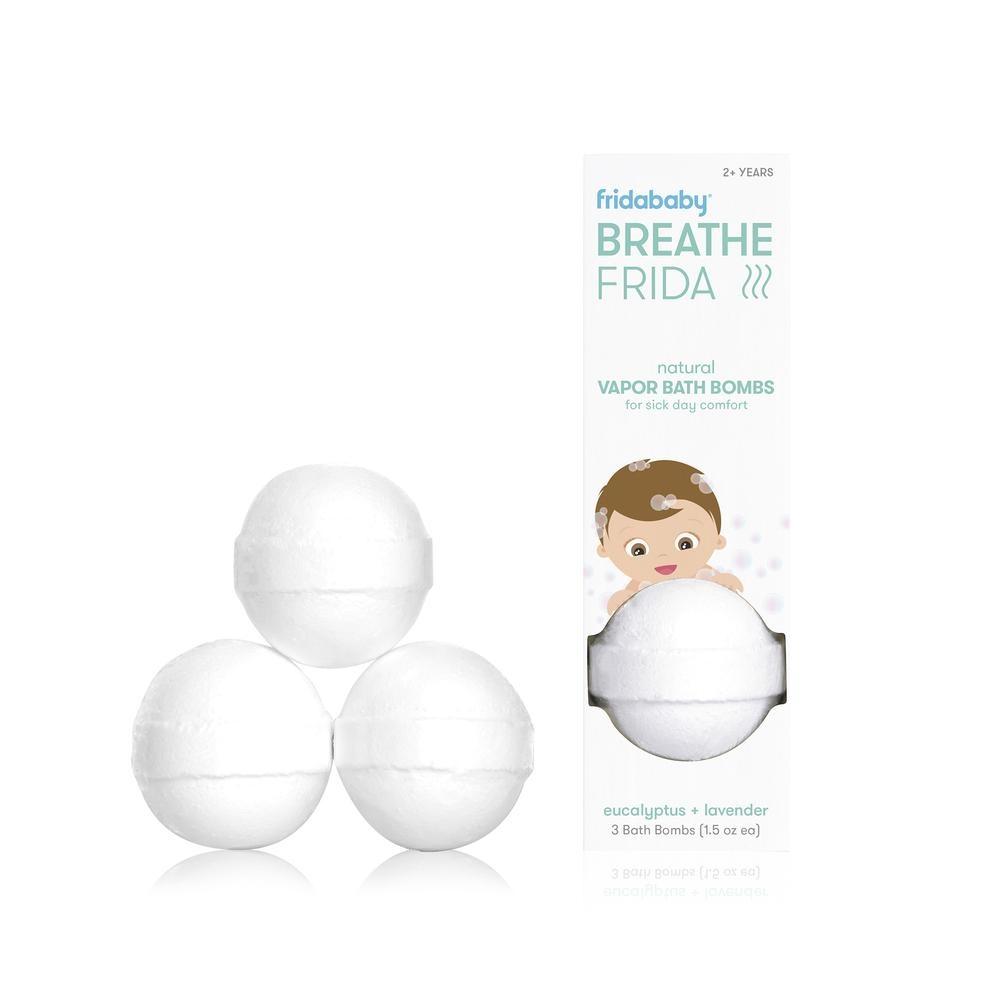 Fridababy BreatheFrida Vapor Bath Bombs
