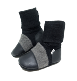 Nooks Designs Eclipse Felted Wool Booties