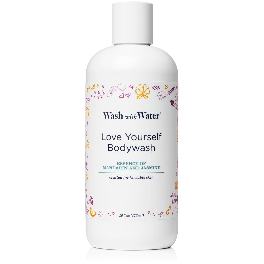 Wash With Water Love Yourself Body Wash