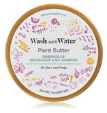 Wash With Water Plant Butter Mandarin & Jasmine