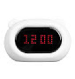 Lumieworld Lumipets Light Up Kids Bear Alarm Clock