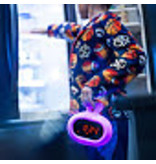 Lumieworld Lumipets Light Up Kids Bear Alarm Clock