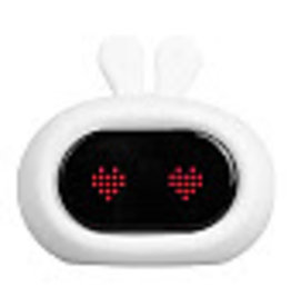 Lumieworld Lumipets Light Up Kids Bunny Alarm Clock