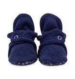 Zutano Cozie Fleece Gripper Bootie