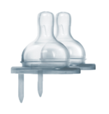 Pura Stainless Fast Flow Infant Silicone Nipple