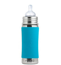 Pura Stainless 11oz Infant Bottle (more colors)