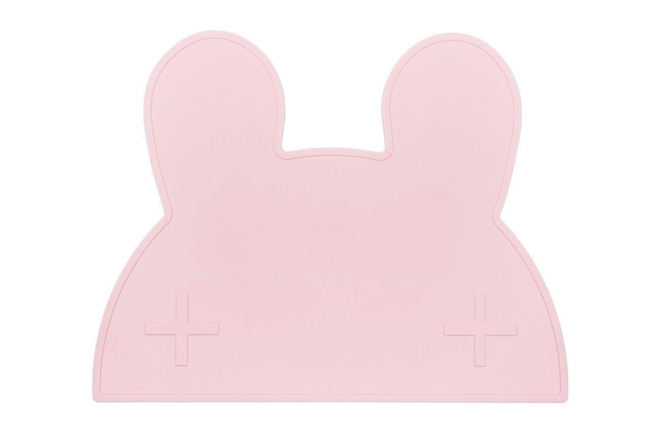 We Might Be Tiny Bunny Placie - Powder Pink
