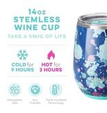 Swig Life 14oz Stemless Cup- Artist Speckle
