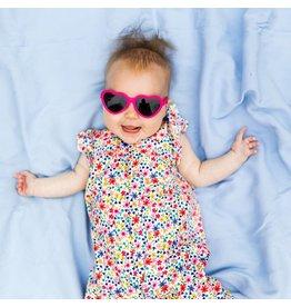 Babiators Heartbreaker- Popstar Pink Heart Shaped