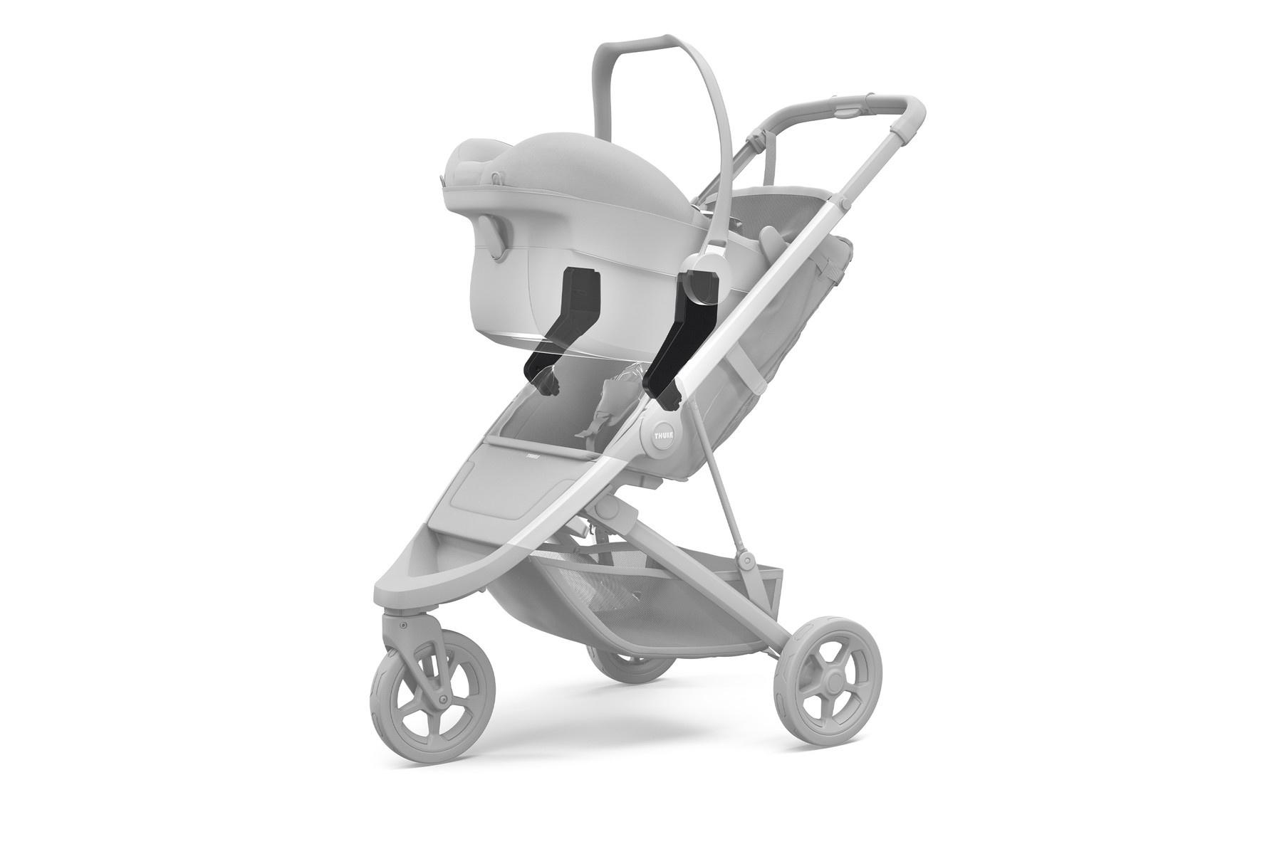Thule Thule Spring Car Seat Adapter Maxi Cosi