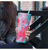 Swig Life 32 oz Tumbler- Cotton Candy Signature