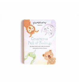 Slumberkins Creatures Full of Feelings Board Book