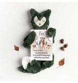 Slumberkins Fox Snuggler: Emerald (Limited Edition)