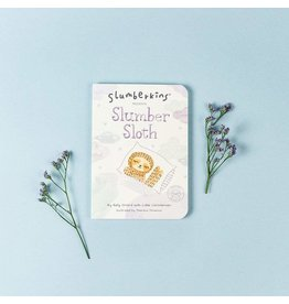 Slumberkins Slumber Sloth Board Book