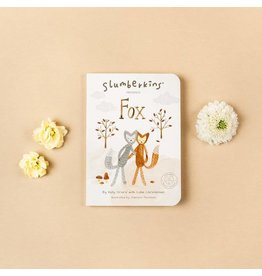 Slumberkins Fox Board Book