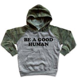 Rivet Apparel Good Human Pullover Hoodie