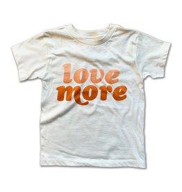 Rivet Apparel Love More Tee