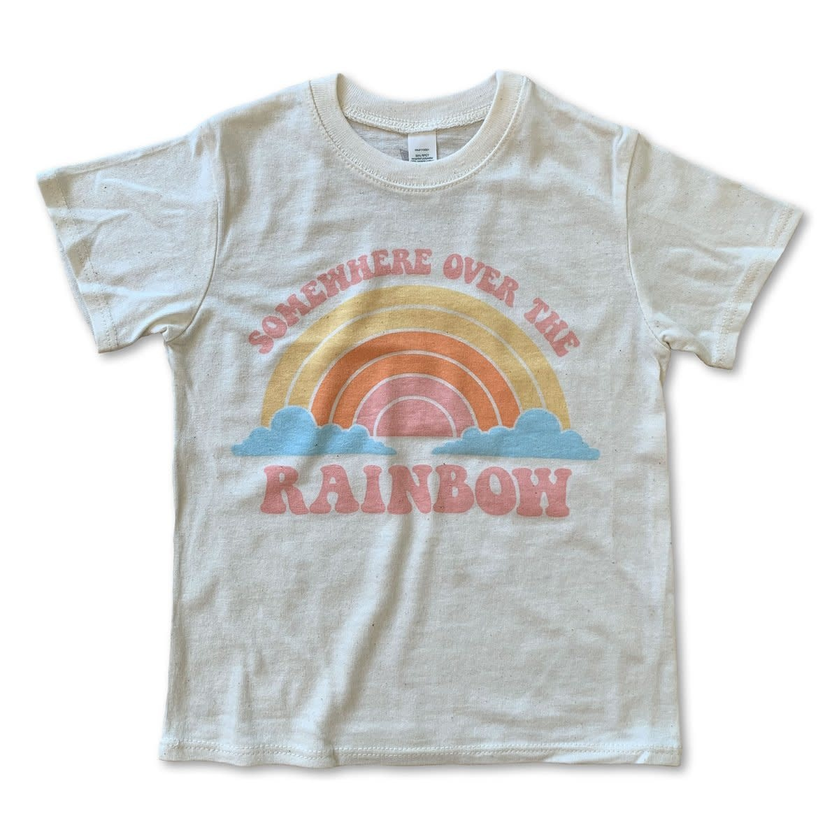 Rivet Apparel Over the Rainbow Tee