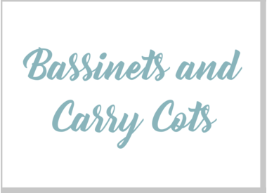 Bassinets and Carry Cots