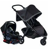 Britax Britax B-Free and B-Safe Ultra Travel System