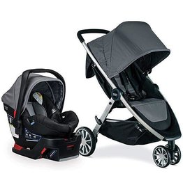 Britax Britax B-Lively B-Safe 35 Travel System
