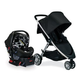 Britax Britax B-Lively B-Safe 35 Ultra Travel System