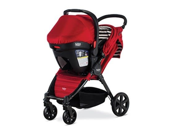 Britax Britax Pathway & B-Safe 35 Travel System