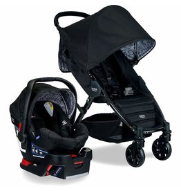 Britax Britax Pathway & B-Safe 35 Ultra Travel System