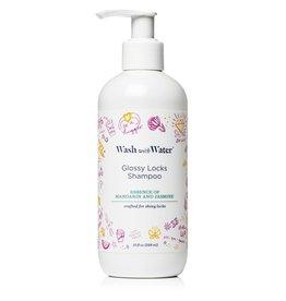 Wash With Water Glossy Locks Shampoo
