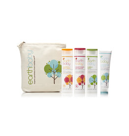 Earth Baby Bath Essential Kit