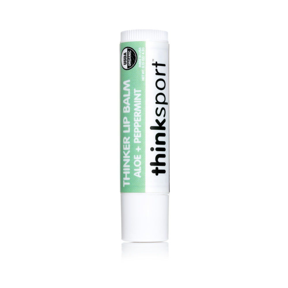 Thinker Lip Balm- Alice + Peppermint