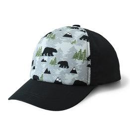 Jan & Jul Baseball Cap Xplorer Hat- Bear
