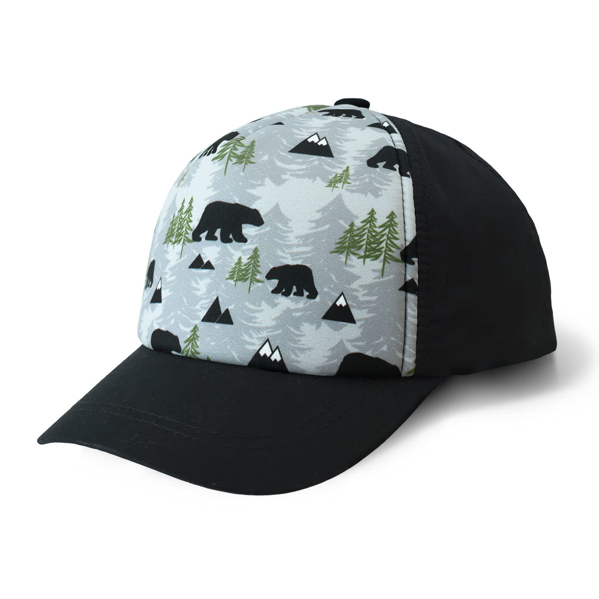 Jan & Jul Baseball Cap Xplorer Hat- Bear