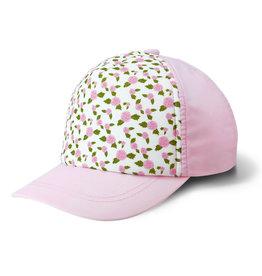 Jan & Jul Baseball Cap Xplorer Hat- Tiny Rose