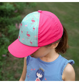 Jan & Jul Baseball Cap Xplorer Hat- Tiny Rose