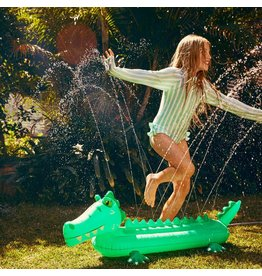 Sunnylife Inflatable Sprinkler Croc