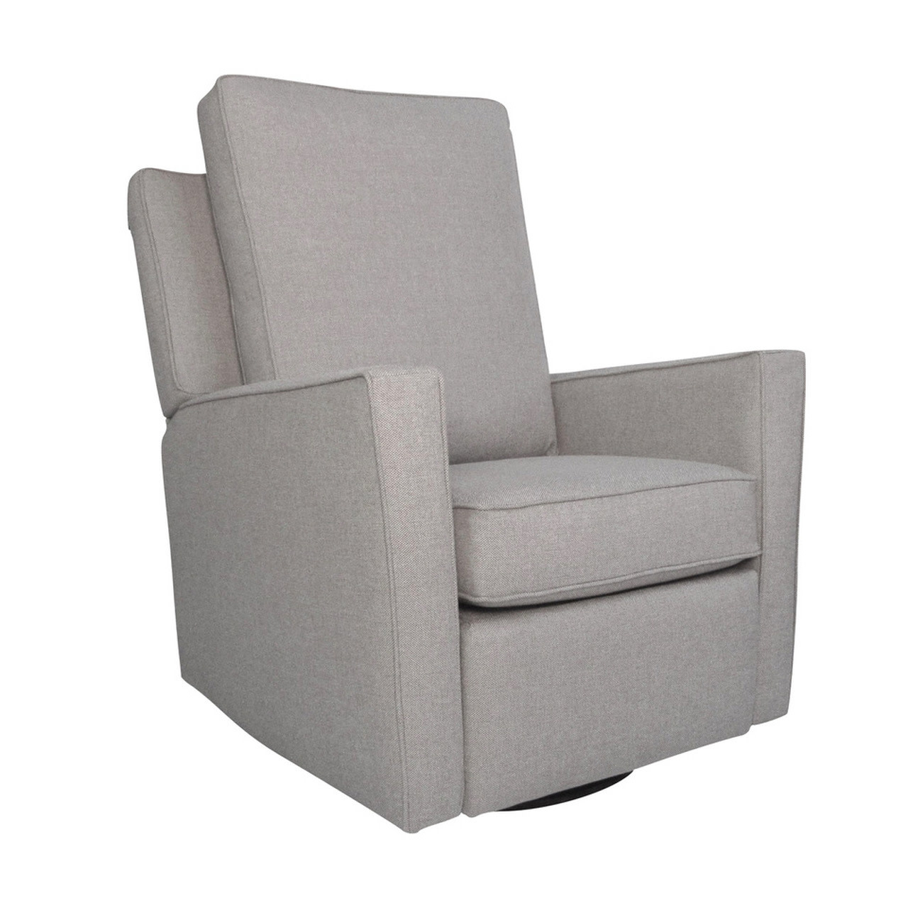 The 1st Chair The 1st Chair, Brisa Recliner, Suiting Grey
