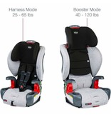 Britax Britax Grow With You ClickTight Harness-to-Booster Seat Clean Comfort Indy
