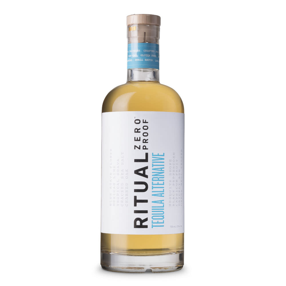Ritual Zero Proof Ritual Tequila Alternative