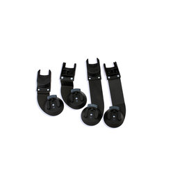 Bumbleride Indie Twin Adapter Set- Maxi Cosi/Cybex/Nuna/Clek